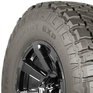 4 New Lt275 65r20 E 10 Ply Dick Cepek Trail Country Exp 275 65 20 Tires