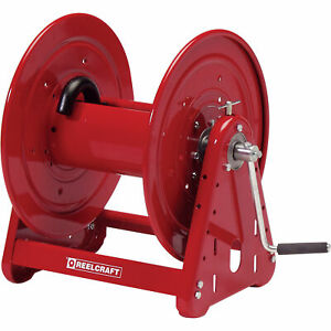 Reelcraft Pressure Washer Hose Reel 5000 Psi 3 8in X 300ft Capacity Ca38112 M