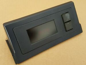 Front Display And Switch Assembly From A Leica Dm dmr Microscope 301 371 030