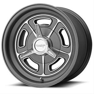 American Racing Vn502 Mag Gray Wheel Vn50255034412n