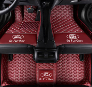 For Ford C Max Edge Escape F 150 Focus Fusion Mustang Floor Mats 2006 2019