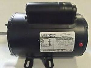 Campbell Hausfeld Replacement Motor 230v 56fr Mc019700ip New