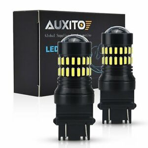 Auxito 3157 3156 3057 3155 Super White Backup Reverse Led Light Bulb 2400lm 48a