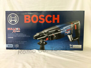 Bosch 11255vsr 1 Sds plus Bulldog Xtreme Rotary Hammer new In Retail Package