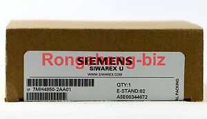 In Box Siemens Et200m Siwarex U Dual Channel Weighing Module 7mh4950 2aa01 rs8