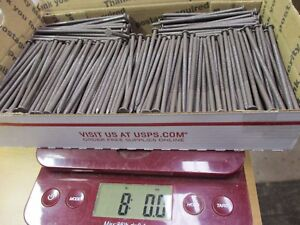 8 Pounds 3 1 2 Brown Stainless Steel Siding Nails Ring Shank 304 16d 712
