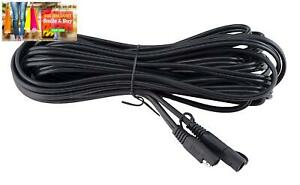 12 5 ft Motorcycle Bike Battery Tender Charger Junior Plus Extension Cable Cord