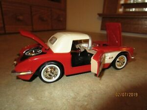 Snap On Collectable 1959 Corvette Coin Bank New ssx2107