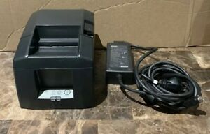 Star Micronics Tsp650 Point Of Sale Thermal Printer With Power Adapter