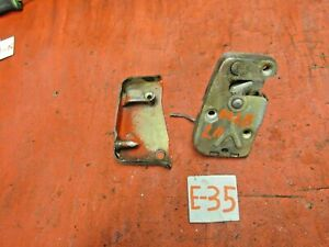 Mgb Mgb Gt Left Door Latch Catch Original