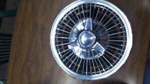 Wire Wheel Chevrolet Covers 3 Spoke Knock Off Corvair Corsa Monza Chevy Ii