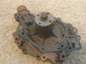 Trw Fp1532 Ford Big Block 429 460 Water Pump New