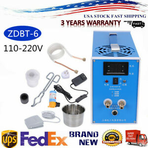 Zvs Induction Heater Induction Heating Machine Metal Melting Furnace 110 220v Us