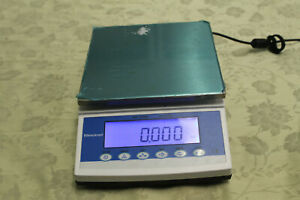 Brecknell Mbs 3000 Precision Weighing Lab Balance Scale 3000g