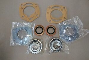1967 73 Mustang Axle Shaft Install Kit Bearings Seals Gaskets Retainers 8