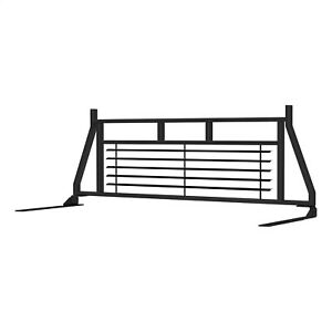 Aries 111000 Headache Rack Fits 2017 2018 Ram Gmc Chevrolet Semi Gloss Black