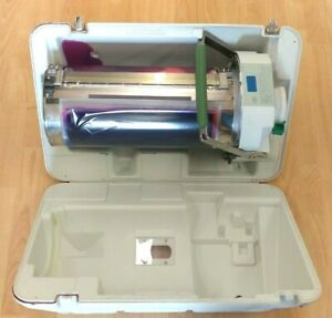Risograph Riso Gr Series Color Drum w Blue Ink With Case Printing Graphic 05