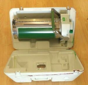 Risograph Riso Gr Series Color Drum w Green Ink With Case Printing 06