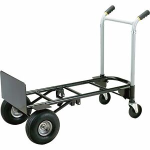Harper Pro Steel Convertible Dolly cart 700 900lb Cap dtbsk1935p