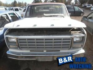 Manual Transmission 4 Speed Ford Overdrive Fits 80 83 Ford F100 Pickup 13334018