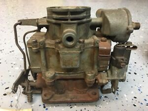 1953 Buick Rebuilt Stromberg Aerotype Carburetor 7 95 B Perfect Condition C Pics