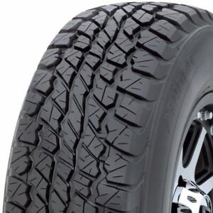 4 New Ohtsu By Falken At4000 265 70r16 111t A T All Terrain Tires