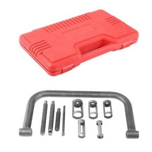 Valve Spring Compressor Removal Installer Tool Kit For Car Motorcycle Engines
