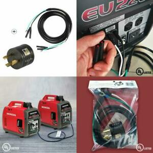 For Honda Generator Eu2200i Eu2200ic Accessories Parallel Cables Replace And Rv