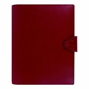Filofax 2018 Calipso Organizer A5 8 25 X 5 75 Red Planner With To Do New