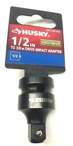 Husky 1 2 To 3 8 Reducing Impact Adapter