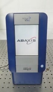R157915 Abaxis Vetscan Vs2 Chemistry Blood Analyzer