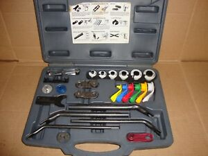 Mac Tools Md5000 Master Disconnect Tool Set Excellent
