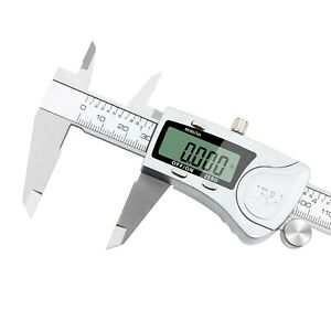 Digital Caliper 12 Inch 300 Mm Electronic Vernier Calipers Ip54 Water Res New