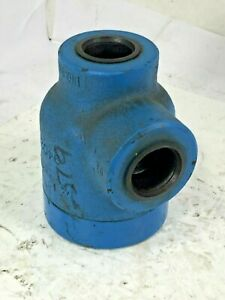 1 New Vickers 94020 Hydraulic Check Valve 1 Nnb make Offer