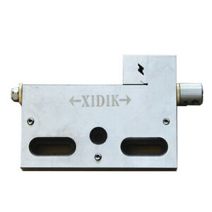 Wire Edm High Precision Vise Stainless Steel 4 Jaw Opening Clamping 100mm New