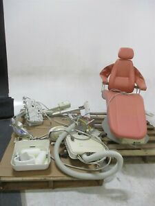 Used Marus Dental Exam Patient Chair W Operatory Delivery System