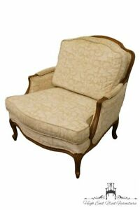 Ethan Allen Country French Regency Accent Arm Chair 13 7136 W 952 Cambridge