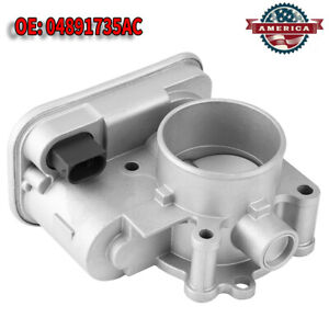 Complete Throttle Body Assembly Fit Jeep Dodge Chrysler 1 8 2 0 2 4l 2007 2016