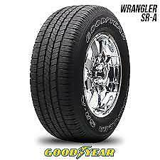 4 New 275 60 20 Goodyear Wrangler Sr A Owl 60r R20 Tires 30564