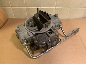 4160 Holley 750 Cfm List 3310 3 2279 Dual Line Carburetor Ford Dodge Chevy