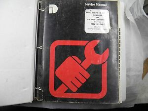 Ih International 175 175 Series B Td 15 Series B Chassis Service Manual