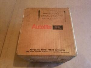 Nos 1968 1971 Ford Torino Or Mercury Montego Heater Blower Moter And Wheel