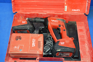 Hilti Sf 4000a Screw Gun With Case Great Condition Used