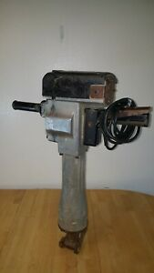 Hitachi H90sb Electric Demolition Hammer For Repair Or Parts