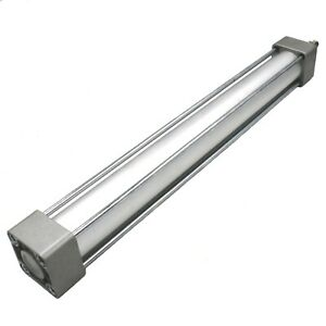 Baomain Pneumatic Air Cylinder Sc 32 X 500 Pt 1 8 Bore 1 1 4 Inch Stro New