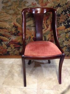 This Is One Very Lovely Henkel Harris Dining Room Chair