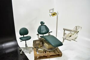 Great Used Adec 1021 Dental Exam Patient Chair W Delivery Stool