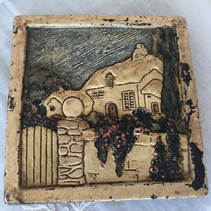 Claycraft Potteries Tile California Mission Arts Crafts 1920 S Cottage Bungalow