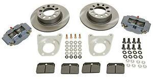 Strange Engineering S Series Drag Race Brake Kit Early Big Ford End