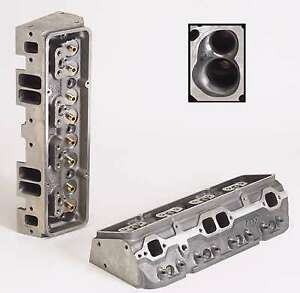 Dart 10510020p Iron Eagle Cylinder Head 215 Cc Intake Fits Small Block Chevy